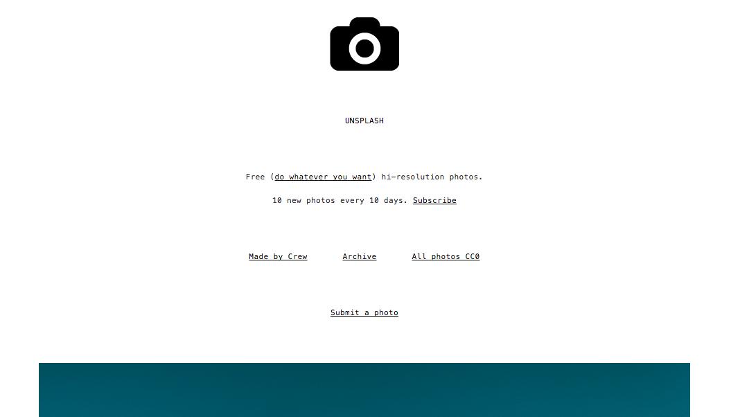 unsplash-version-2-archive