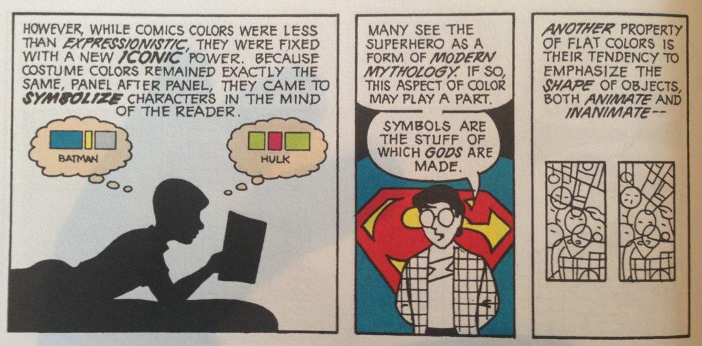Scott McCloud's Understanding Comics