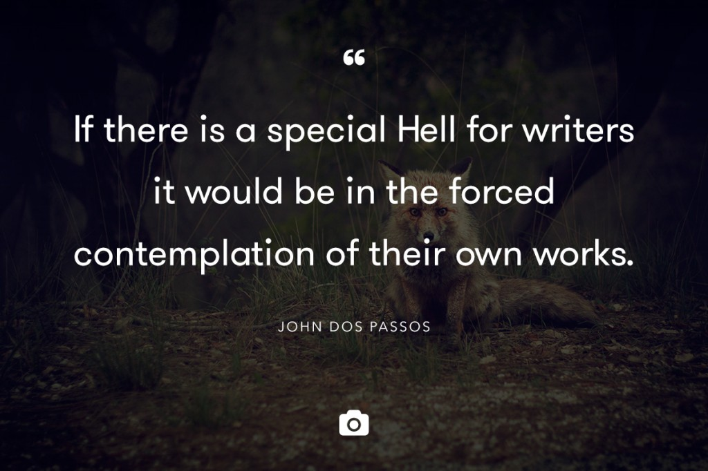 John Dos Passos quote